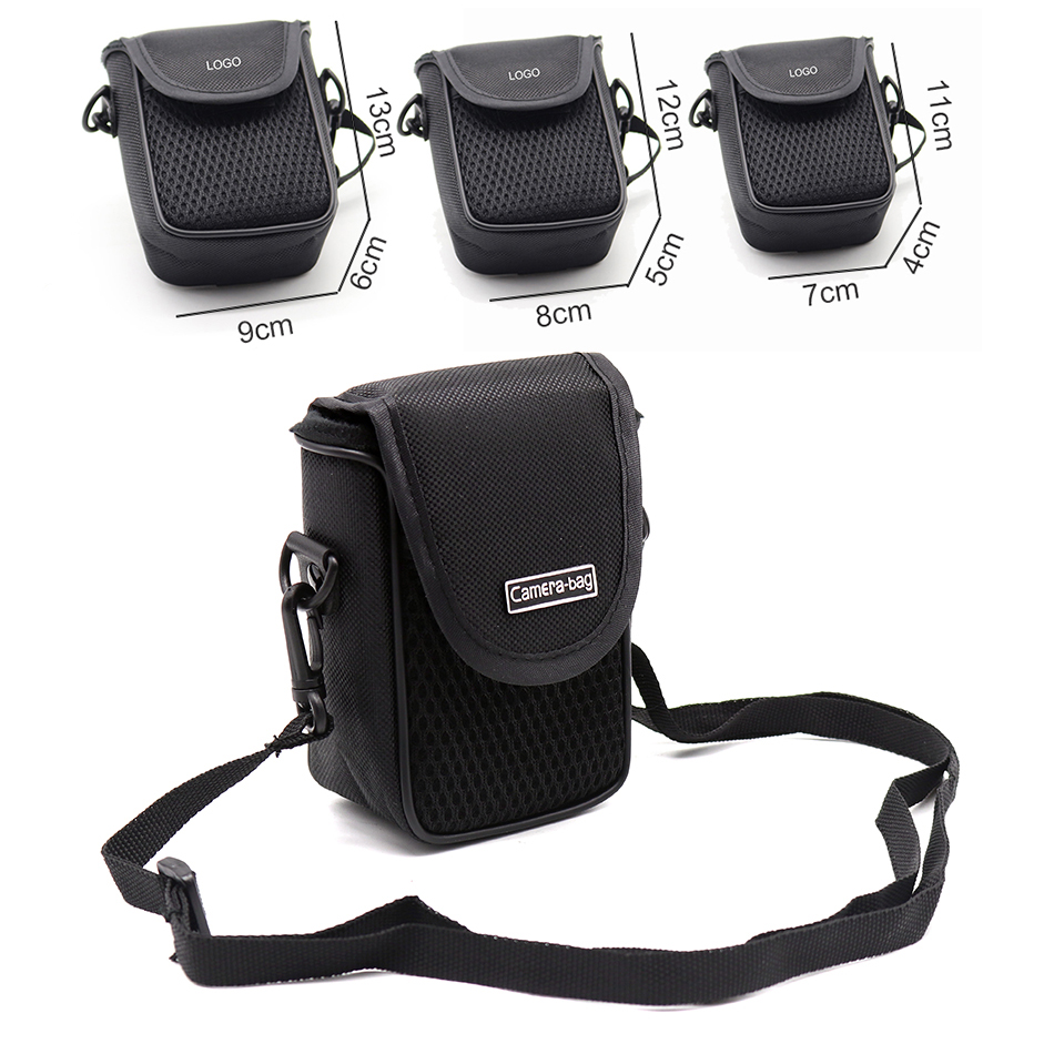 Digital Card Bag Camera Case For Sony RX100 DSC-W830 630 690 hx90 WX500 RX100M4 T77 WX350 300 730 TX20 XQ2 Card Digital Package