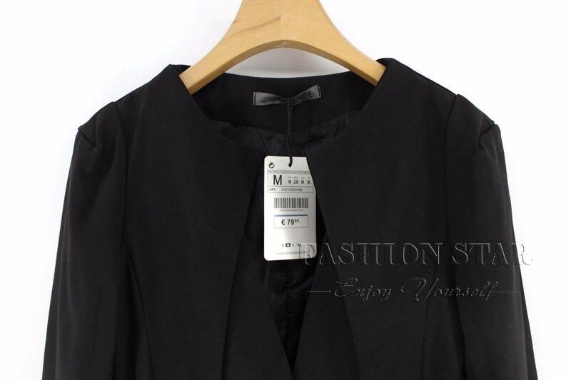 RealShe 2016 Kobiet Kurtki Długi Rękaw Garnitur Marynarka damska Marynarka Casual Mujer Feminina Plus Size Blazer Feminino Kurtki 66