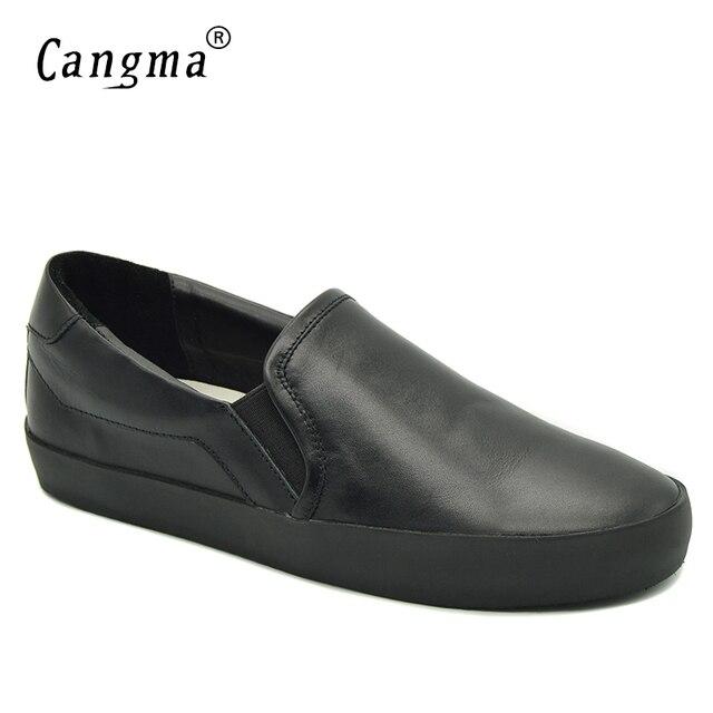 Sur Chaussures Mocassins Designer Casual Italie Femme Slip Cangma 01CqRwn