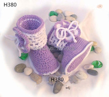 Baby boots  Loop stitch Baby Booties  new model for new year