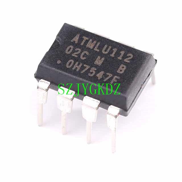 10pcs Original AT24C02C-SSHM-T memory EEPROM serial port SOIC-8