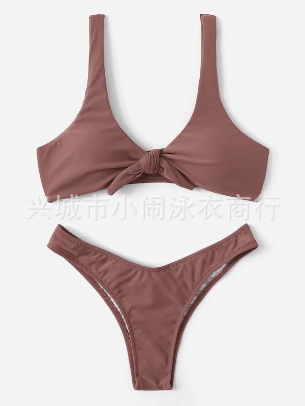 New Bowknot Bikini Swimsuit Bathing Suit