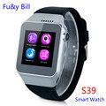 Новая Мода S39 Bluetooth Смарт Часы Разъем Sim-карты Независимых Телефона Подсчет Шаг Motion Smart Часы-Телефон