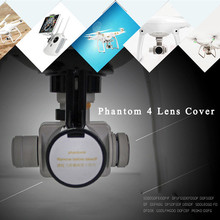 For DJI Phantom 4 Drone Lens Cap Image Cover Hood Protective Guard Case NEW Accessories Pro Factory Price(China)
