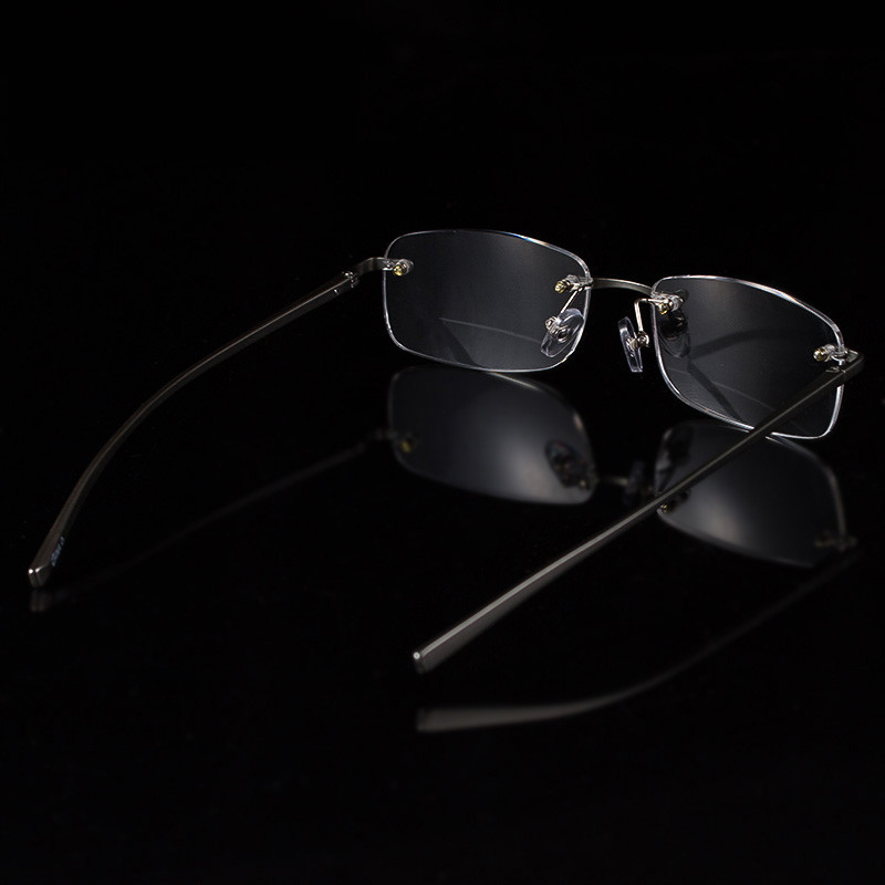 2017 Kacamata Baca untuk Wanita Aluminium Bingkai Pria Presbiopia - Aksesori pakaian - Foto 6