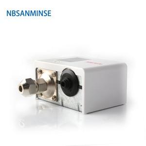 Image 4 - Interruptor de pressão pc55 para o sistema de refrigeração disponível no desempenho bastante estável nbsanminse do líquido do ar ou da água