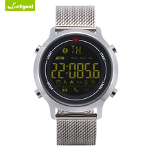 Hiking Sports Smart Watch Adventure Men 5ATM Water Resistant Smartwatch 365 Days Stand-by Time Wearable Devices For Android Ios