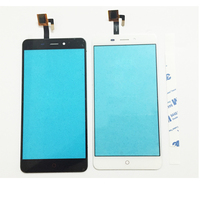 White Black Touch Panel Sensor For ZTE Nubia N1 NX541J Touch Screen Digitizer Replacement 5 5Inch