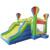 Dream castle yard frete grátis bouncy inflável slide bouncer para crianças festa de aniversário