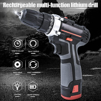 Rechargeable Miniature Multifunction C Tool Drill Electric Screwdriver Manual Drill QJS Shop