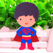 Spiderman Superman Batman Capitão Ferro Corte Morre para Scrapbooking DIY/álbum de fotos Decorativo Embossing Cartões de Presente do Ofício de Papel(China)