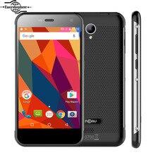 5.0″ Nomu S20 Mobile Phone MTK6737T Quad Core 3G RAM 32G ROM Smartphone 4G Lte 3000mAh 13.0MP 1280×720 Waterproof OTG Celular