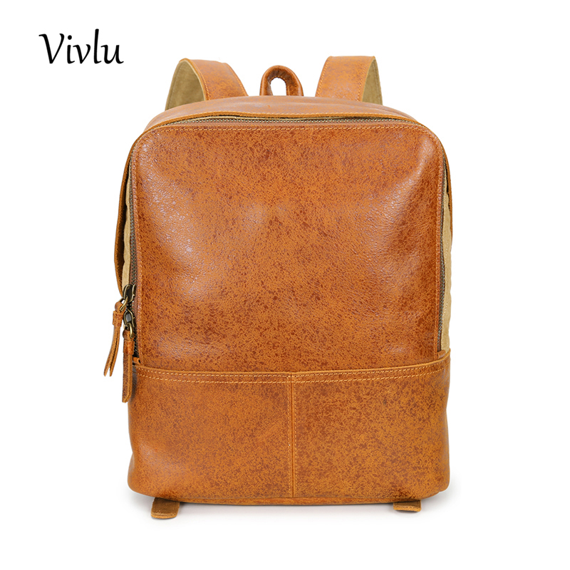 Women Leather Backpacks School bags for Teenage Girls Travel Fashion Small Backpack Ladies Bagpack Mochila BG-063 europe ladies leather backpack women mochila sheepskin travel bolsa feminina school bags teenage girl backpacks