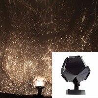Children Night Light Romantic LED Star Sky Cosmos Astro Celestial Projector Nightlight Revolving Lamp Decoration Lighting