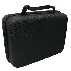 Image 4 - Caja de cubierta dura de Nylon EVA para Omron 2018 71, Monitor de presión arterial de brazo inalámbrico, bolsa de almacenamiento de viaje, novedad de 7124