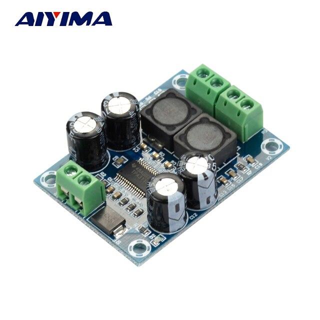 Aliexpress com : Buy Aiyima TPA3118 Digital Audio Amplifier Board Mono Mini  Audio Amplifier Module 60W For 2 6Ohm Speaker DIY DC 8 24V from Reliable