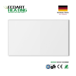 600 W Fernen Infrarot Heizung Panels Meisten Effiziente Elektrische Heizkörper Deutschland Lager Schnelle Versand