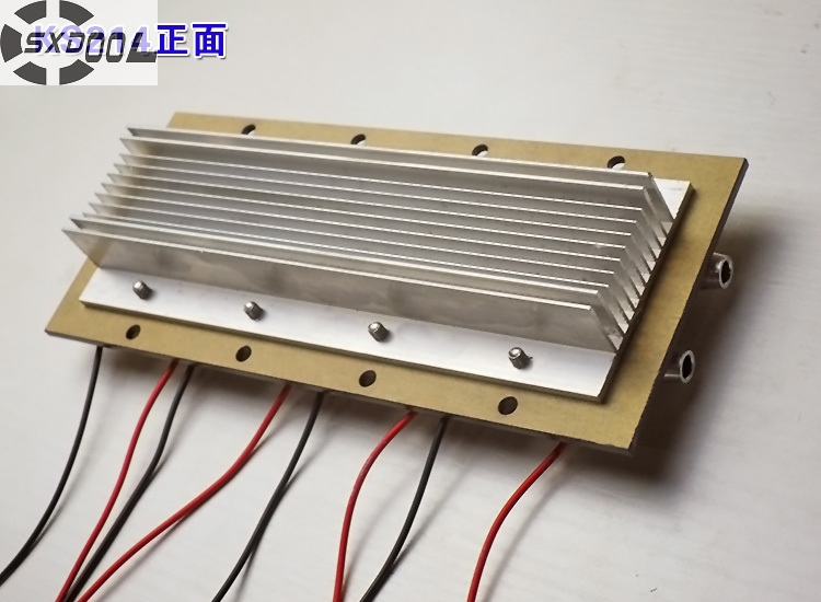 SXDOOL Cooling 240W DIY air conditioning water cooling module mini chip semiconductor refrigeration freezer air conditioner ks214 12v 240w semiconductor electronic peltier chip water cooling refrigeration small pet air conditioner aluminum radiator