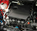 Бесплатная Доставка Авто Двигатель ABS Защитная Крышка для Форд Ecosport 2012 2013 2014 2015 Автомобильные Аксессуары