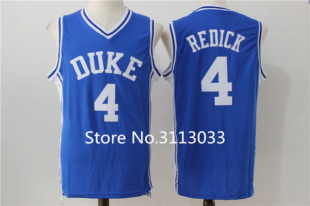 pretty nice 67bb3 b1b3e store jj redick duke basketball jersey 98e1f 98c3e