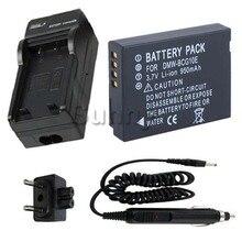 Bateria + carregador para panasonic dmw bcg10, dmw-bcg10e, dmw-bcg10pp e lumix dmc-zs25, DMC-ZS20, DMC-TZ30, DMC-TZ35 Câmera Digital