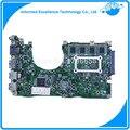 Para placa mãe asus x202e q200e x201e x202e s200e i3-2365m 60-nfqmb1800-b04 integrado 4 gb de ram