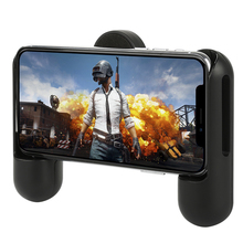 Get more info on the Mobile Game Controller Fortnited Free Fire PUGB PUBG Mobile Joystick Gamepad Metal L1 R1 Button for IPhone Gaming Pad