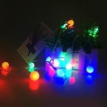 Usb Led String Fairy Lights Little Star Small Ball 2m 20leds Holiday Lighting Party Wedding Christmas Decoration Light