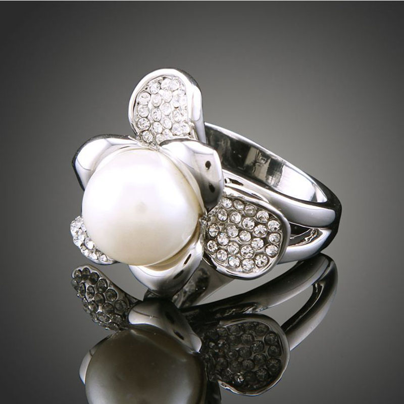 Popular Large Pearl RingBuy Cheap Large Pearl Ring lots from