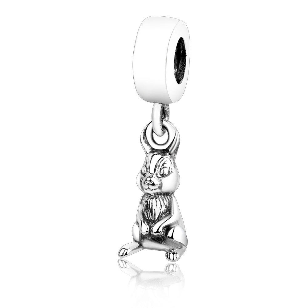 2017 Summer Collection 925 Sterling Silver Animal Charm Bead Fits Original Pandora Charms Bracelet DIY Jewelry Making berloques ...