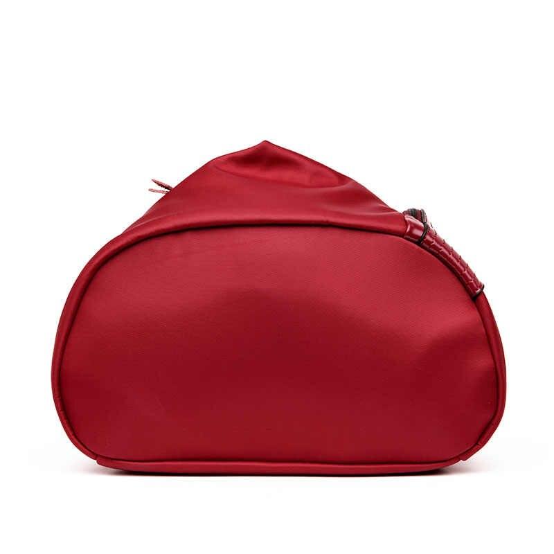 Высокое качество из искусственной кожи Для женщин рюкзак для отдыха; однотонные школьные сумки для девочек подростков большой Ёмкость Повседневное женщин Дорожная сумка-рюкзак
