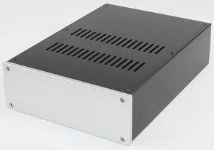 Wa103 모든 알루미늄 증폭기 섀시/전치 증폭기/튜브/dac 섀시/amp 인클로저/케이스/diy 박스 (223*80*308mm)