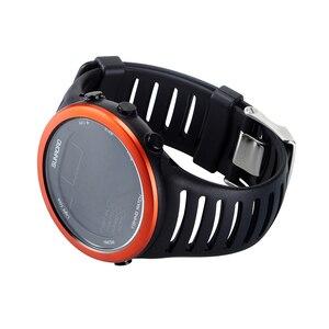 Image 4 - Многофункциональные цифровые часы для рыбалки, 5ATM водонепроницаемые, барометр, альтиметр, термометр, запись