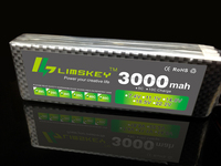 Limskey power 3S 11.1v 3000mah Lipo Battery 30c For Helicopter Four axis RC Car Boat power T XT60 JST Plug 3s lipo battery 11.1
