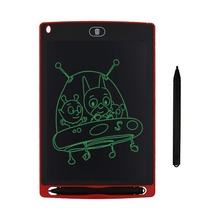 8.5 Inches Mini Small Boards Blackboard LCD Tablet Magnetic Chalkboard for Girls Boys Graffiti Chalk Electronic Writing Board