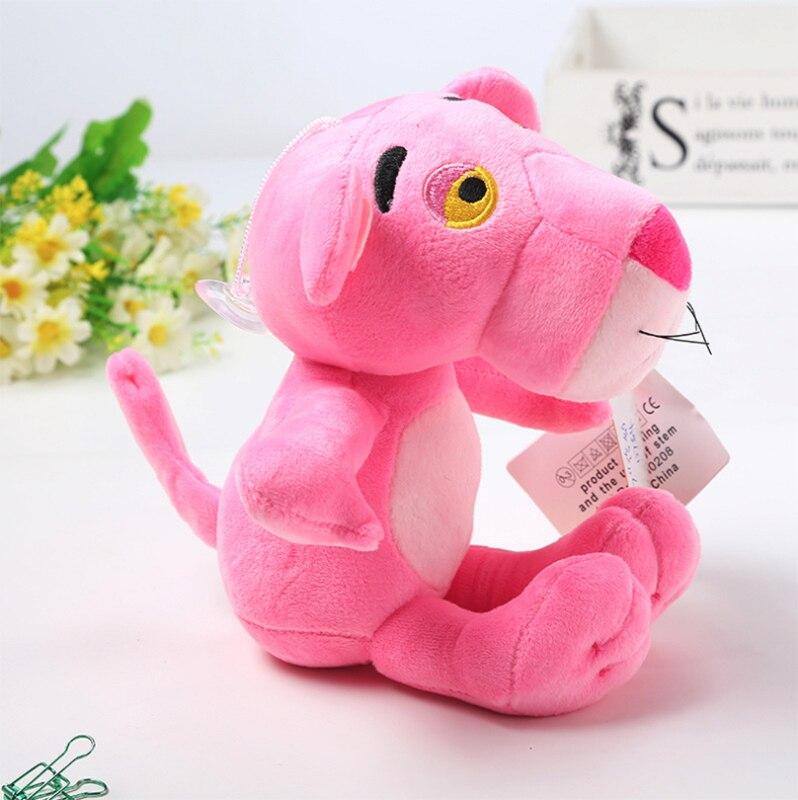 Nuovo Arrivato Impertinente Del Leopardo di Colore Rosa Bambola per il Regalo di Chrismas