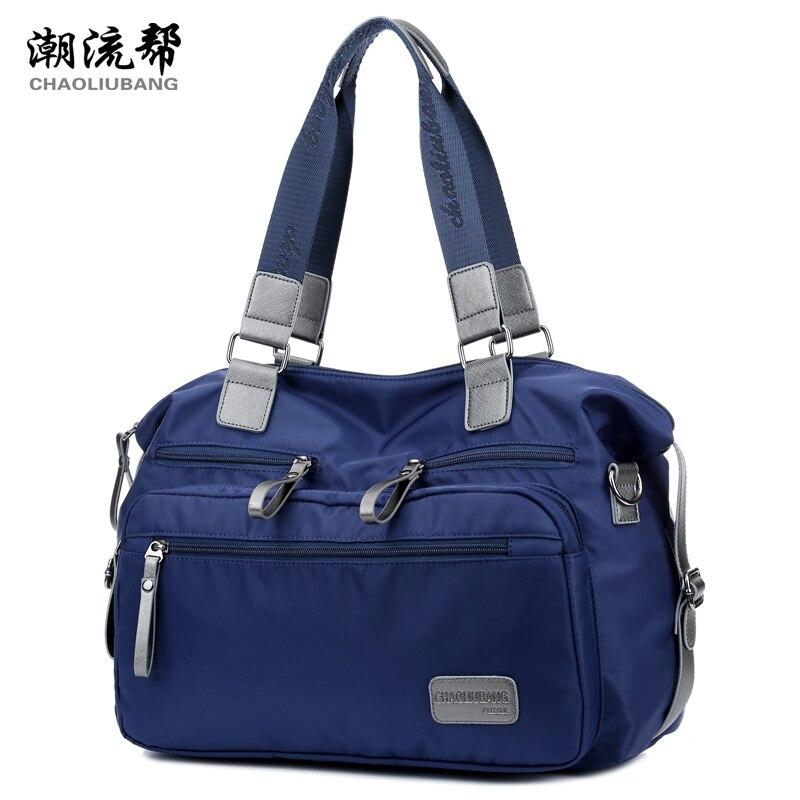 2018 новая усовершенствованная версия wo Для мужчин сумки Водонепроницаемый нейлоновая сумка дорожная Для мужчин Дорожная сумка унисекс