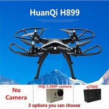 H899 grande quadcopter ( ninguna cámara ) o RC drone con la cámara RC helicóptero puede añadir SJ7000 wifi de la cámara vs dron quadrocopter MJX X101