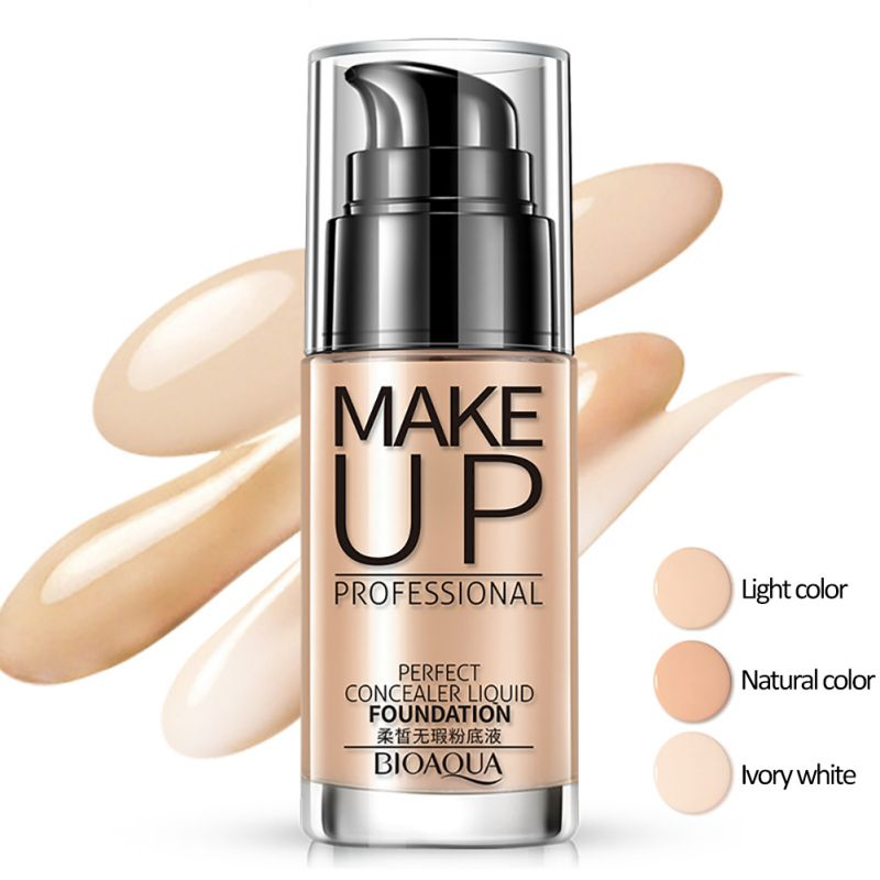 What is liquid foundation makeup mugeek vidalondon for What is cosmetics made of
