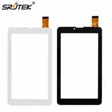 Srjtek 10pcs/lot 7 Inch For PB70A9251-R2 FM707101KD FM707101KC Touch Screen Digitizer Glass Panel Replacement Parts