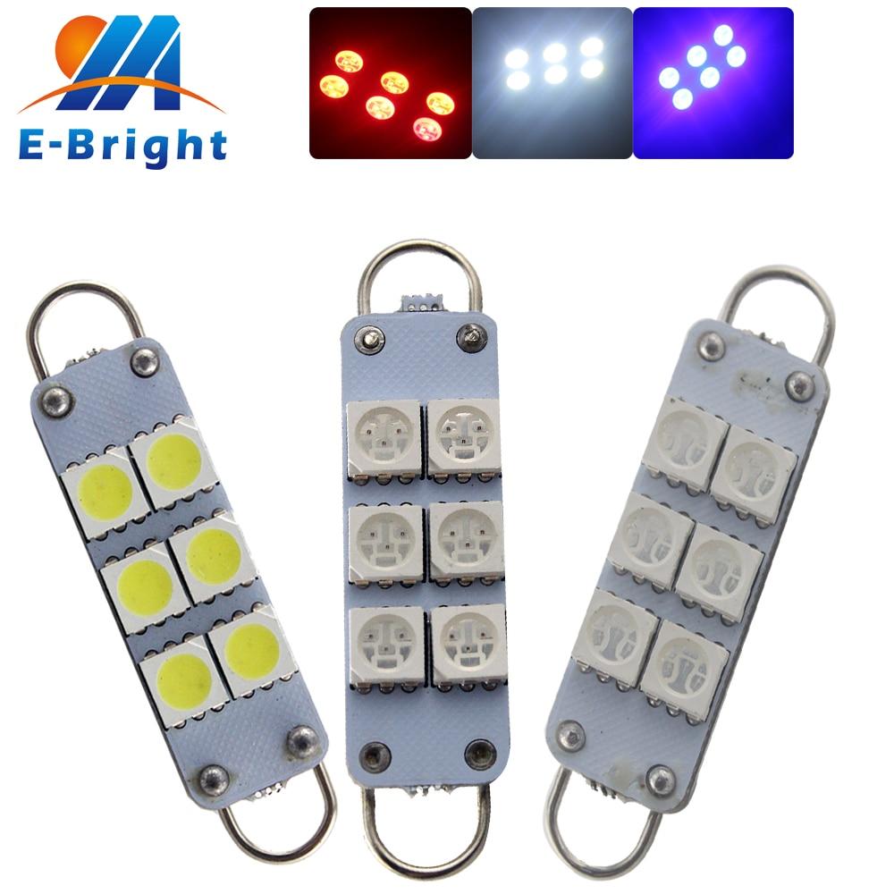 """PINK 1.72/"""" 211-2 212-2 214-2 561 562 Rigid Loop LED Light Bulb 2 pieces"""