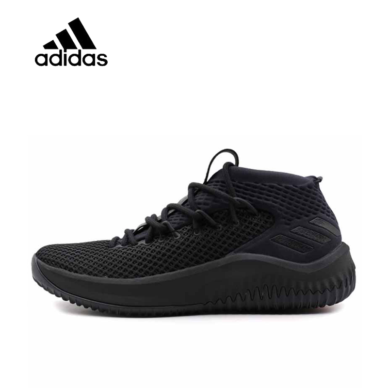 uk availability 84422 595d2 Original New Arrival Official Adidas Dame 4 Mens Basketball Shoes Sport  Outdoor Sneakers Good Quality CQ0469 BY37594495