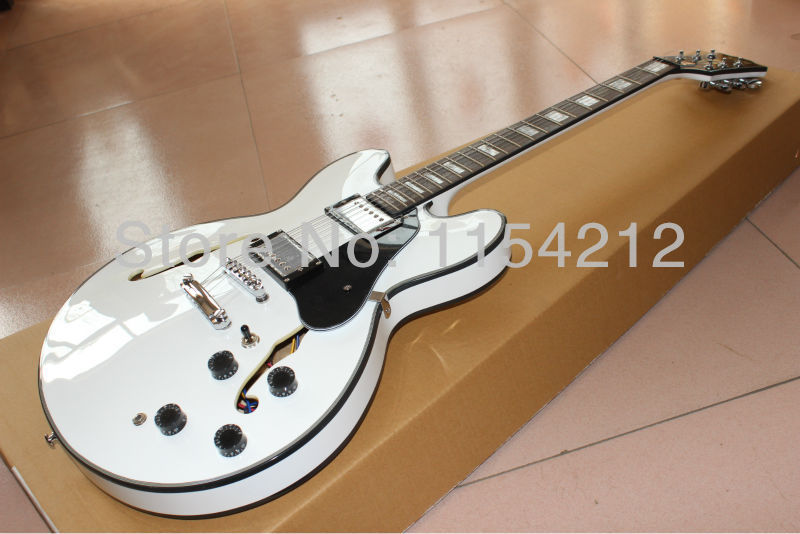 Free shipping -  Wholesale custom 1959 Red Wine Color es335 Electric Guitar EMS free shipping china s es p guita wholesale newest explorer electric guitar high quality ems free shipping free shipping