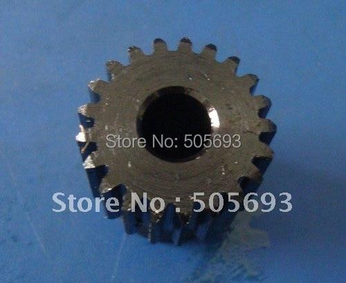 21 Зубы 1,5 м стальные шестерни с шириной 15 мм