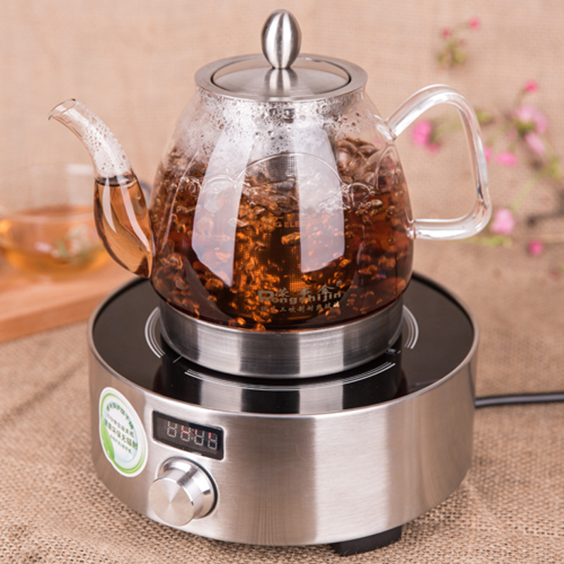 Glass Electric Boiling Pot Boil Tea Tea Pot Cooker Pot