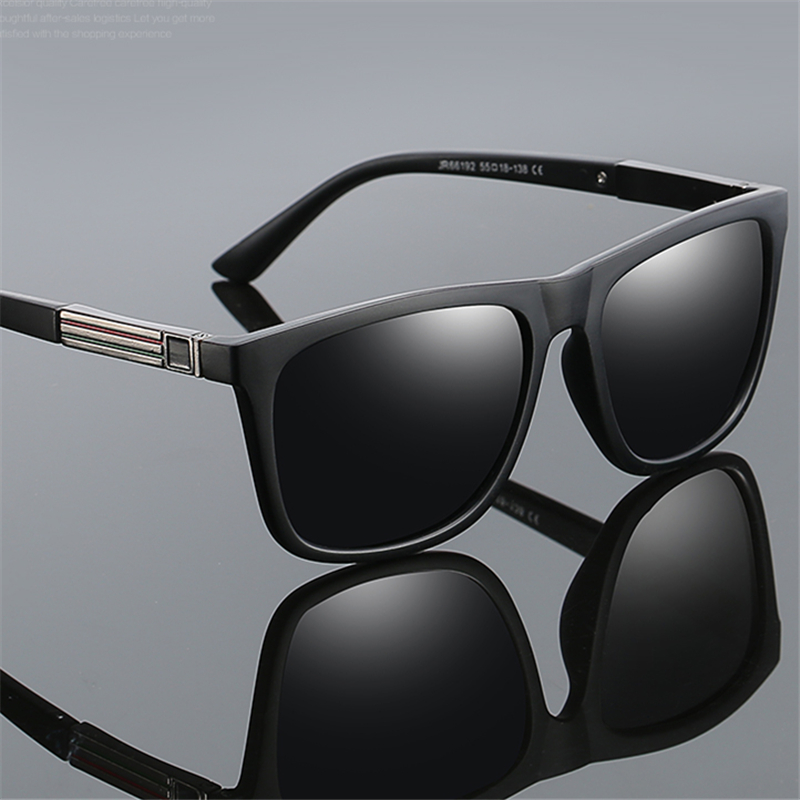Sunglasses Men Polarized 2018 UV400 High Quality Fishing Driving Reyban Gozluk Male Driver Glasses Polarized Sun Glasses Retro