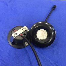 10pcs/Lot black cabinet light 3W cob led downlight diameter 48mm AC85-265V Mini ceiling spot lights white/Warm White lamp