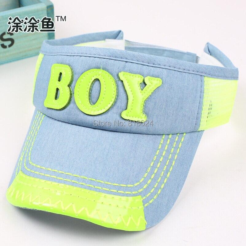 e5e6e4a9d إلكتروني الصبي الطفل أزياء الطفل أحد قبعة بيسبول فارغة الأطفال صبي فتاة  قناع طفل القبعة لل 2-5yrs الاطفال