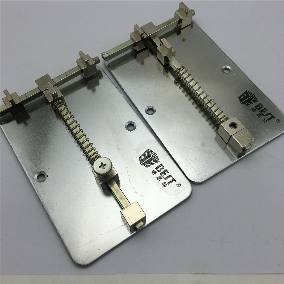 2pcs Lot Stainless Steel Cell Phone Pcb Repair Holder Platform Maintenance Fixtures Mobile Circuit Boards Tool