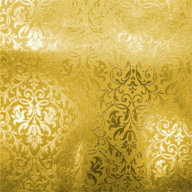 Free Shipping3d Wallpaper 2015 New Products Silver Metallic Design Home Decor Gold Designer Wall Paper